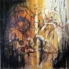 """""""Syksy / Autumn"""", 140x140 cm, 2013"""