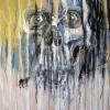 """""""Talvi / Winter"""", 140x140 cm, 2013"""