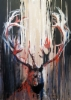 """""""Joulun aika / Christmas time"""", 140x100 cm, 2013"""