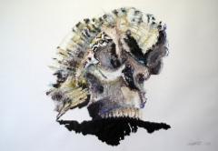 """""""Elephant"""", 70x100, 2012"""