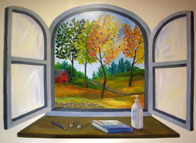 Ikkuna avoinna, Lappeenrannan kuntoutus Oy OMT