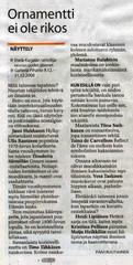 Etelä-Saimaa 19.12.2008