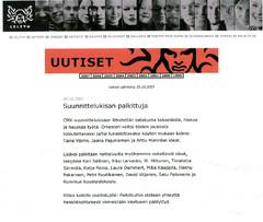 Lilith-uutiset 20.10.2007