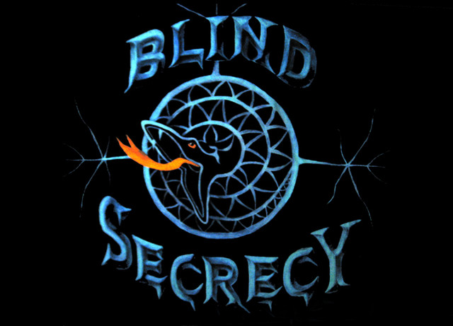 UV-deco Blind Secrecy (silver)