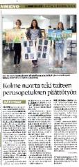 Luumaen lehti 14.4.2016