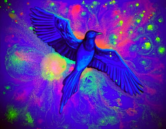 Vapaus 2019, UV-maalaus