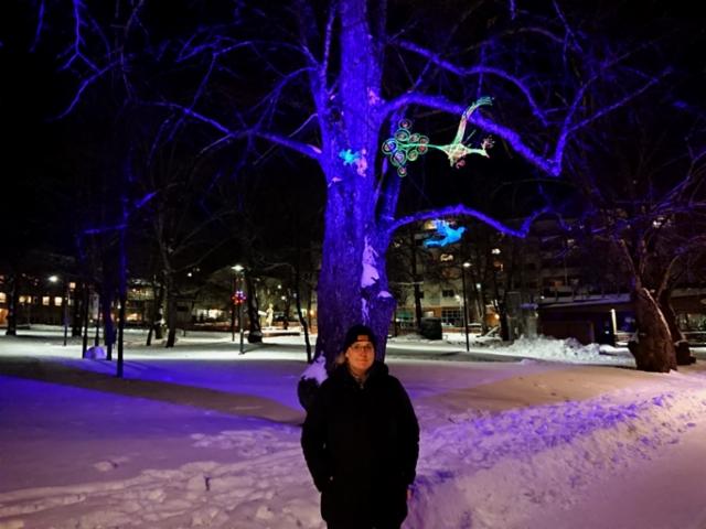 Tulilinnut 2021, Lappeenrannan Sataman puisto