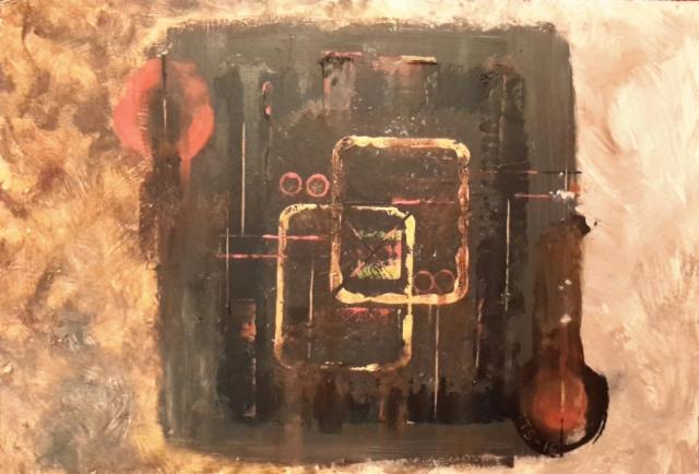 Vertical Corridor, Legacy Of Rust -sarja No:2