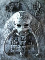 Death Mask I