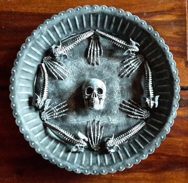 Plate Of Death