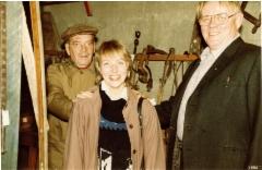 Jorma, Leena ja Einari