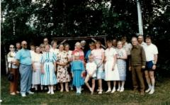 Sukukokoukseen 1985 osallistujat