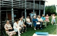 Sukukokoukseen 1985 osallistujia