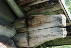 Meikkulan aitan nurkka VONA 1794