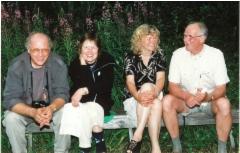 Väinö, Maija, Marjatta ja Ingmar