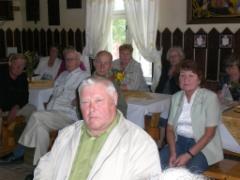 Sukukokoukseen 15.8.2009 osallistuneita.