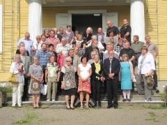 Sukukokous Pielaveden Suojalassa 29.7.2017