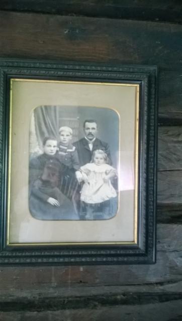Urho Kekkosen perhe lapsena