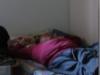 Väsynyt talkoolainen