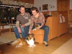 Keijo, Helena ja koirat