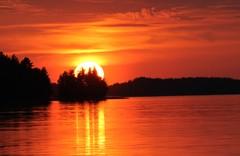 11.6.11 Auringonlasku