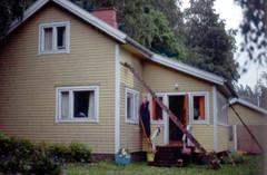 Evitskog, Kirkkonummi.