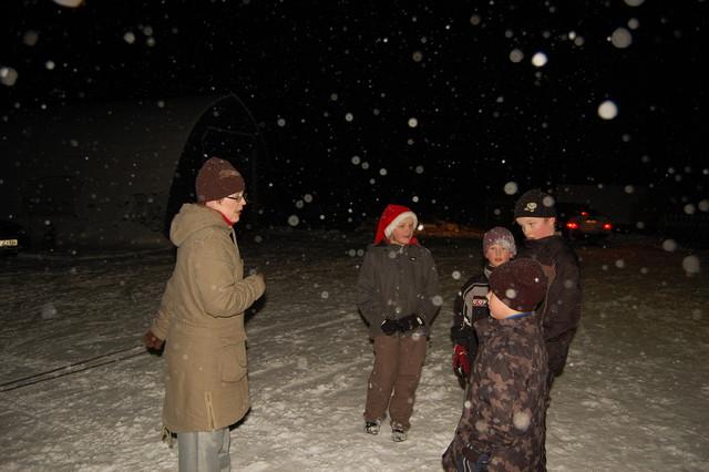 Joulunavaus 5.12.2007