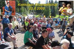 Kekkosen Elomarkkinat 22.8.2009