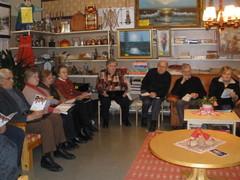 Höytiän Ystäväkerho 2.12.2010
