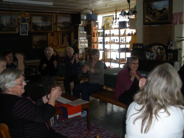 Höytiän Ystäväkerho 13.4.2011