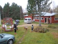 Pielaveden Ranta-ahossa 19.10.2011