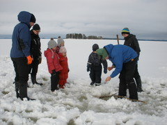 Pielaveden Jylhässä 25.2.2013