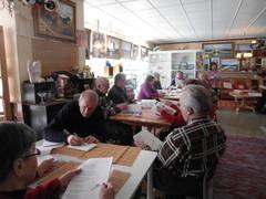 Seniori- Kahvilapäivä 10.4.2012