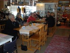 Seniori- Kahvilapäivä 14.2.2012