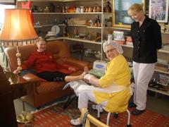 Seniori- Kahvilapäivä 14.3.2012