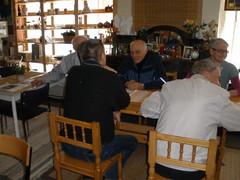Seniori- Kahvilapäivä 8.5.2012