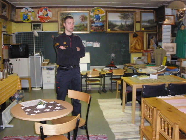 Seniori- Kahvilapäivä 9.10.2012