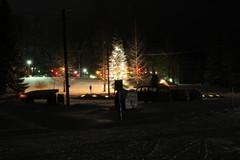 Joulunavaus/lauluilta Höytiällä 10.12.2013