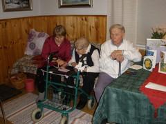 Pielaveden Ranta-ahossa 29.12.2012