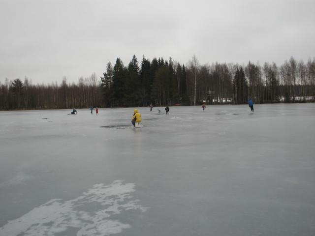 Pielaveden Jylhässä 27.2.2014