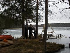 Pielaveden Jylhässä 6.4.2014
