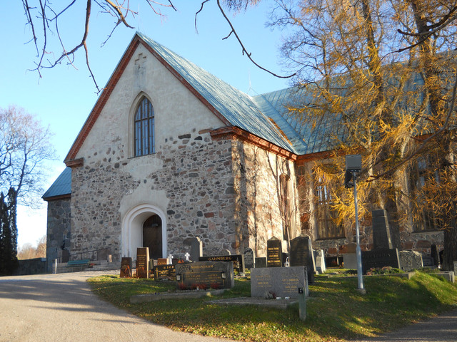 kirkkonummi länsipääty