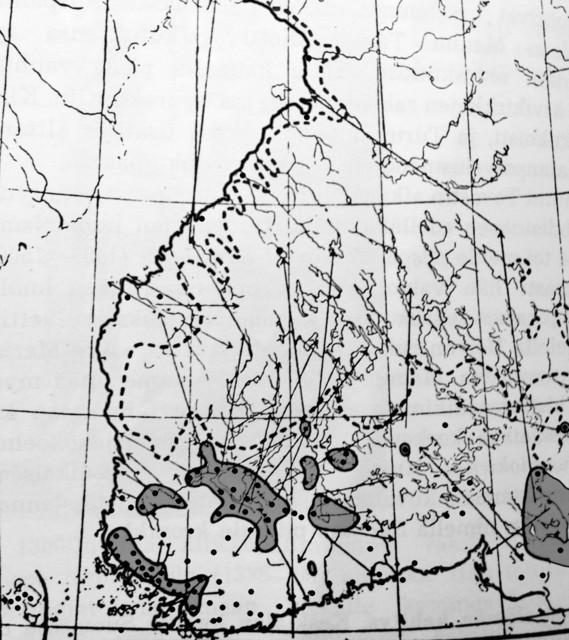 kartta asutus mv