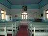 utö kappeli sisältä