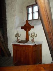 uto majakka kappeli alttari