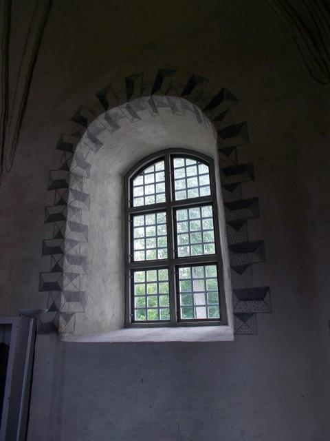 pyhtää asehuone ikkuna