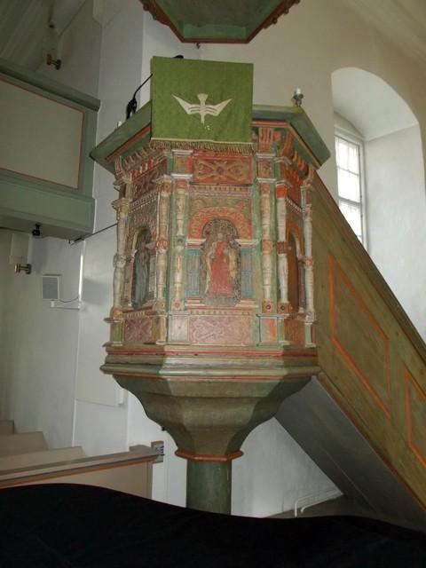 janakkala saarnatuoli