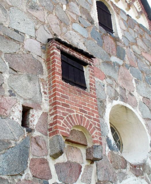 vanaja ulkoinen saarnatuoli