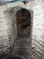 tuomiokirkko ovi tornissa