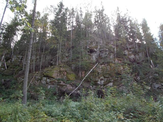 rikala kalliojyrkanne